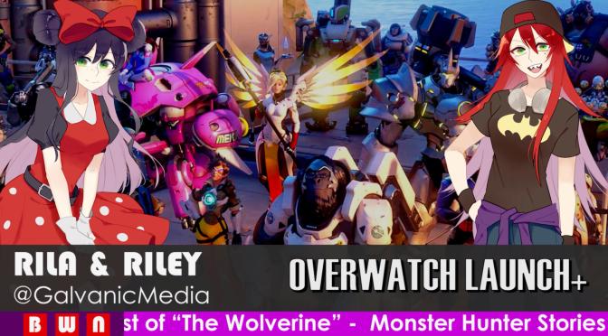 Overwatch | Fullmetal Alchemist | DC Rebirth – Bulletoon Weekly