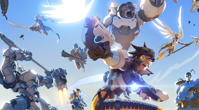 Scripted Gaming – Overwatch
