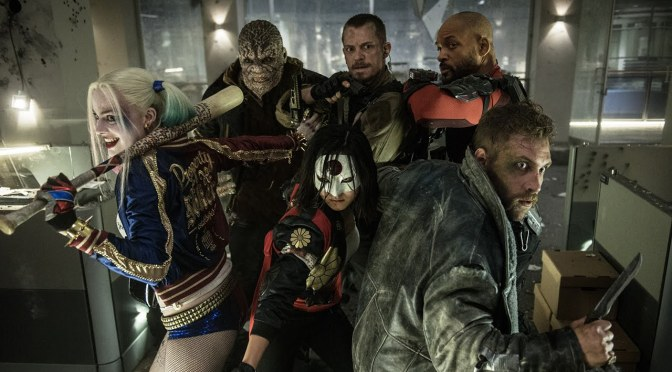 Galvanic Cinema: Suicide Squad (Review)