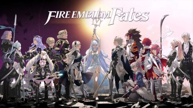 Scripted Gaming – Fire Emblem Fates: Revelations