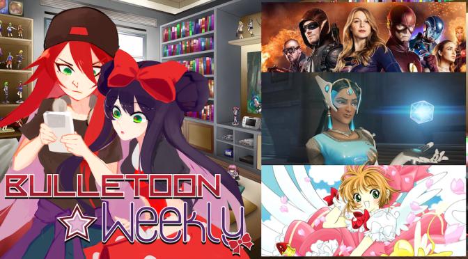 CW Crossover | Symmetra Patch | Cardcaptor Sakura – Bulletoon Weekly