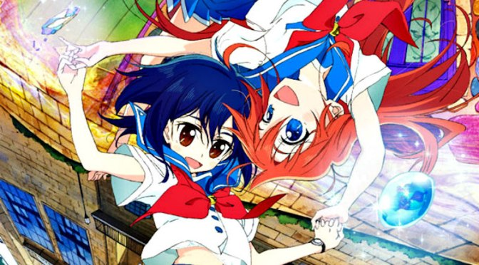Flash Anime-tion | Flip Flappers