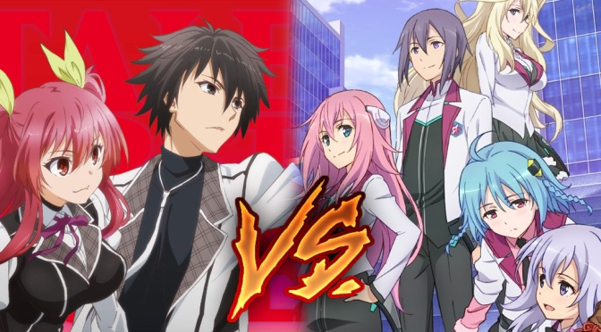 FA Clash – Rakudai Kishi no Cavalry vs Gakusen Toshi Asterisk