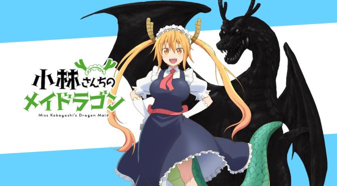 Flash Anime-tion First Look | Miss Kobayashi's Dragon Maid