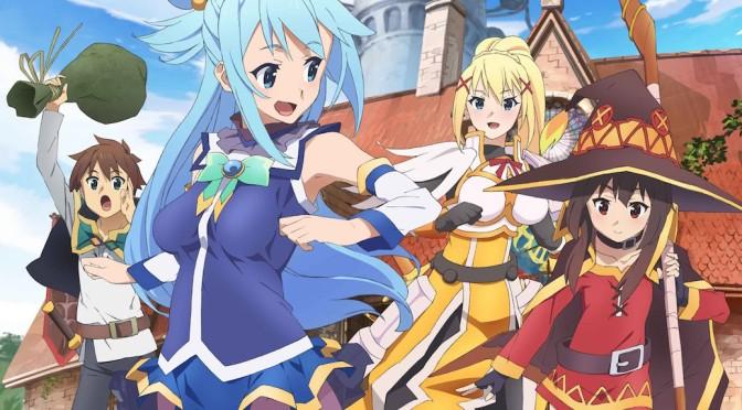 Flash Anime-tion | KonoSuba