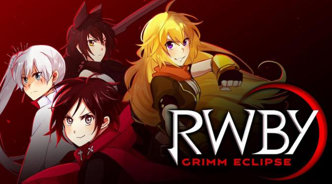 Scripted Gaming – RWBY: Grimm Eclipse