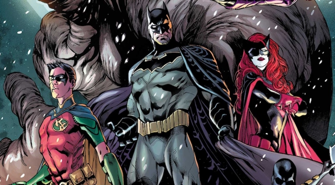 Drawn Conclusions – Detective Comics (Rebirth) vol. 1