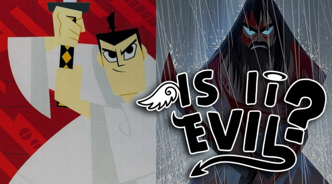 Is It Evil? – Samurai Jack (2017) Episode 9