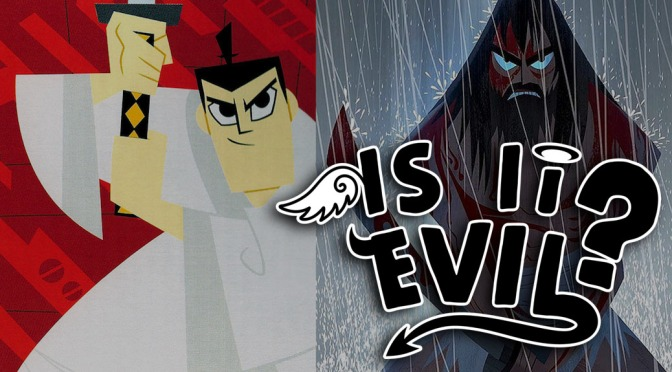 Is It Evil? – Samurai Jack (2017) Episode 2