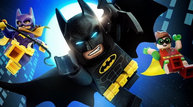 Galvanic Cinema – Lego Batman