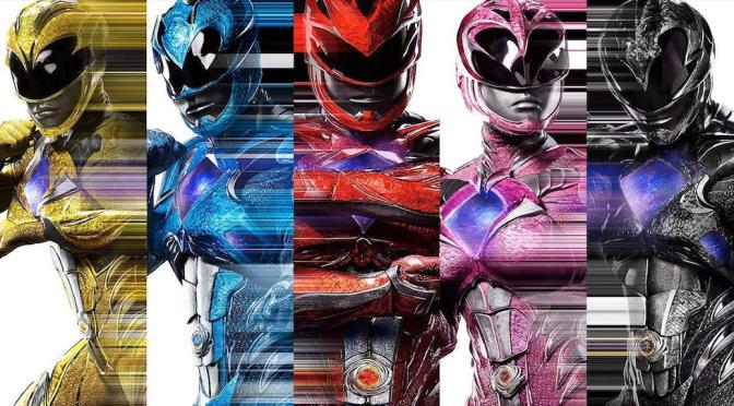 Galvanic Cinema – Power Rangers (2017)