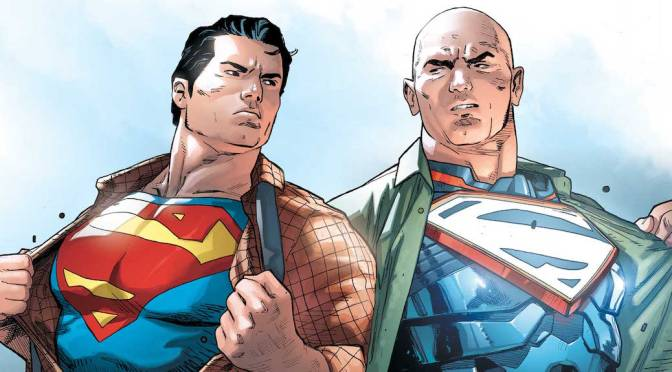 Drawn Conclusions – Action Comics (Rebirth) vol. 1