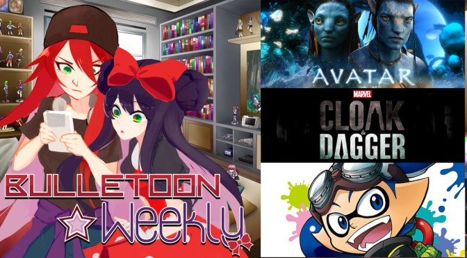 So much Anime! So much Awesome! – Bulletoon Weekly