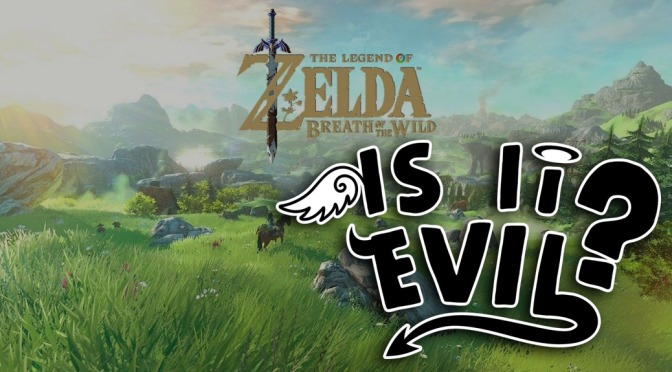 Is It Evil? – The Legend of Zelda: Breath of The Wild