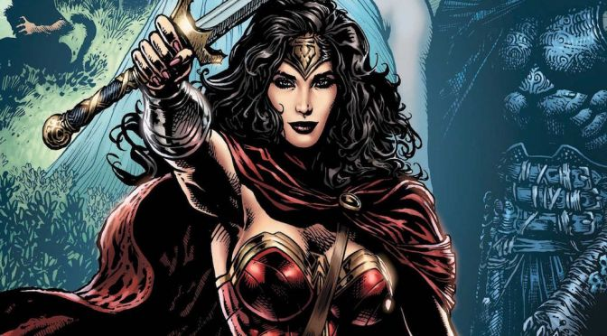 Drawn Conclusions – Wonder Woman (Rebirth) vol. 1