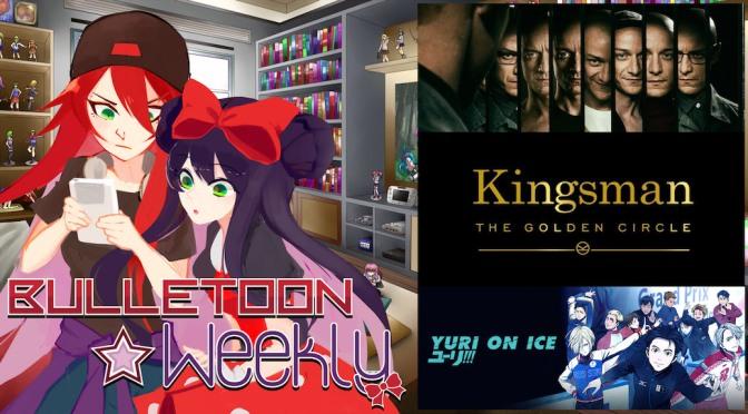 More Kingsman to look forward to?! Yes please! – Bulletoon Weekly