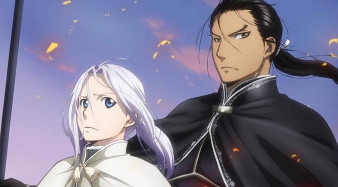 Flash Anime-tion – Four Leaders and Their Loyal Followers