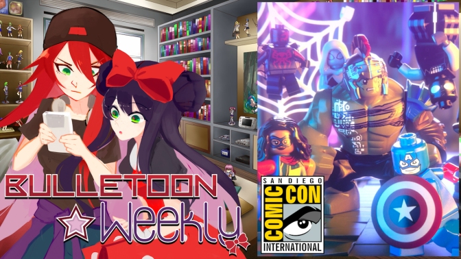 This Year's SDCC Was ALL Of The Awesome! – Bulletoon Weekly