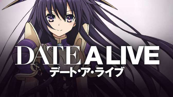 Date A Live Is Getting A New Anime Project – Flash Anime-tion