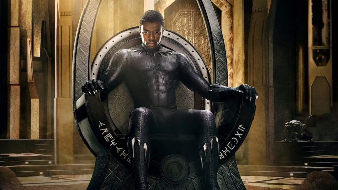 The King Has Returned in the new Black Panther Trailer – Galvanic Cinema