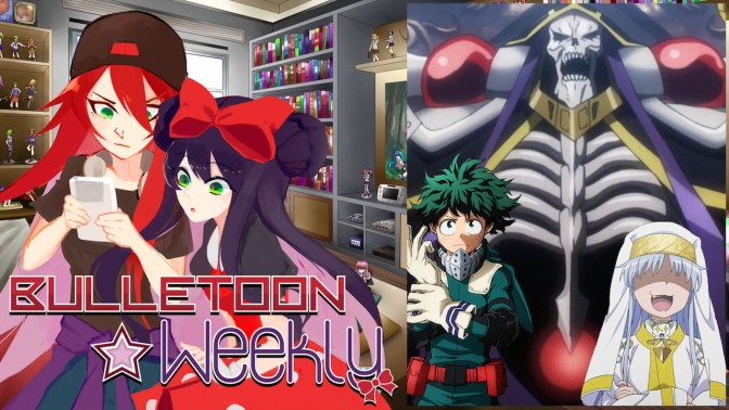 A Certain Magical Overlord Academia! So much Anime Awesomeness! – Bulletoon Weekly