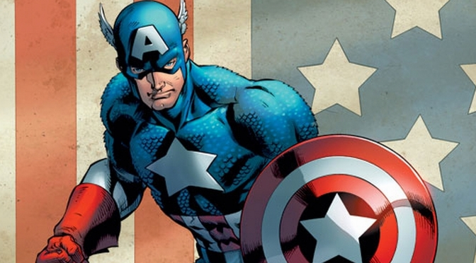 Captain America's Road Trip is a GREAT Idea – Drawn Conclusions