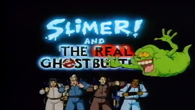 Ghostbusters Animated Film Could Have A New Perspective? – Galvanic Cinema