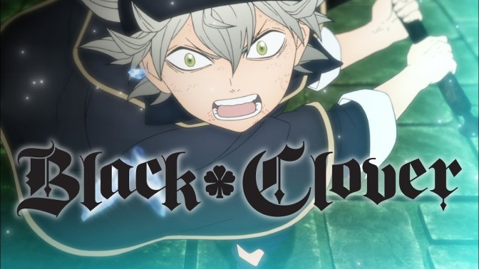 Black Clover – Series Premiere Review (Flash Anime-tion)