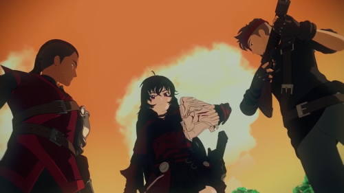 RWBY Volume 5 – Episode 2 Review (Is It Evil?) | GALVANIC