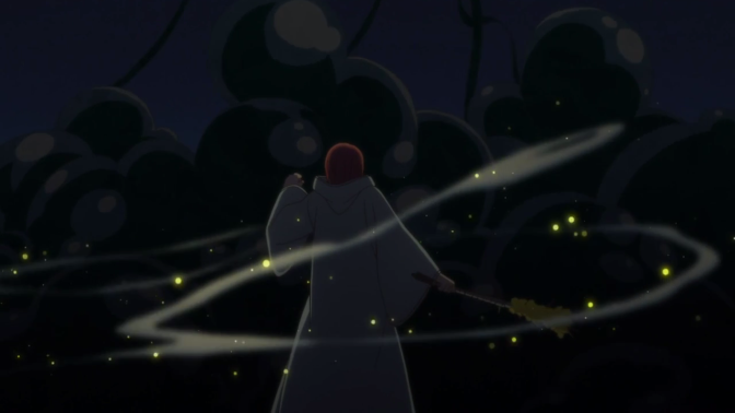 Mahoutsukai no Yome – Episode 4 Review (Is It Evil?)