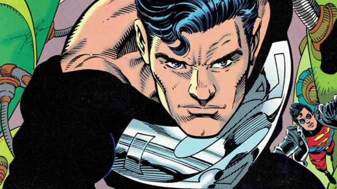 Is Black Suit Superman coming to Justice League? – Galvanic Cinema