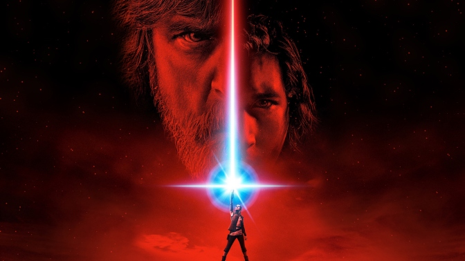 There is a tremor in the Force: A final trailer for The Last Jedi – Galvanic Cinema