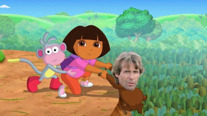 Dora the Explorer: Michael Bay's Next Victim? – Galvanic Cinema