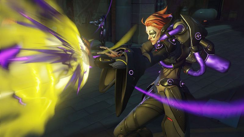Overwatch Moira Ultimate