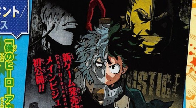My Hero Academia: One's Justice coming to Switch and PS4 – Scripted Gaming