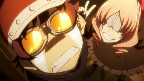 Blood Blockade Battlefront Leo