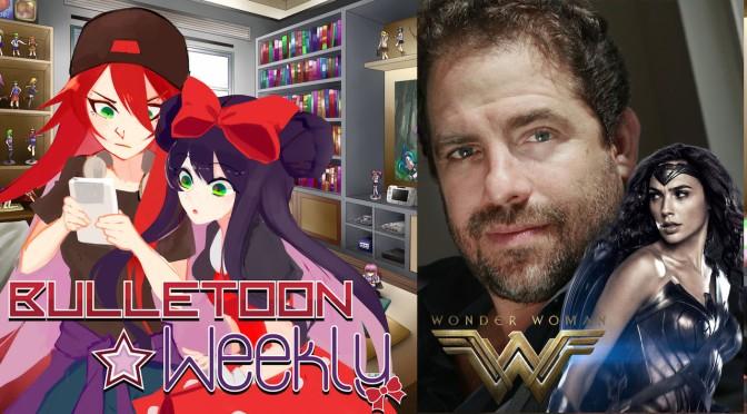 Gal Gadot Threatens Wonder Woman Exit? – Bulletoon Weekly