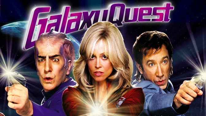 Galaxy Quest Returns on Amazon – What's On?