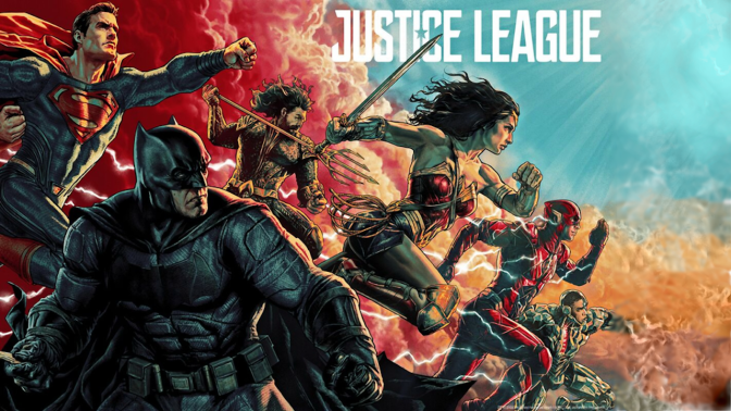 Justice League – Movie Review (Galvanic Cinema)