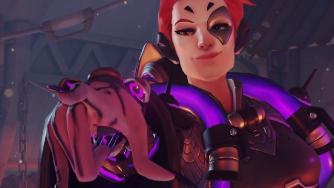 Moira is LIVE on Overwatch! – Scripted Gaming