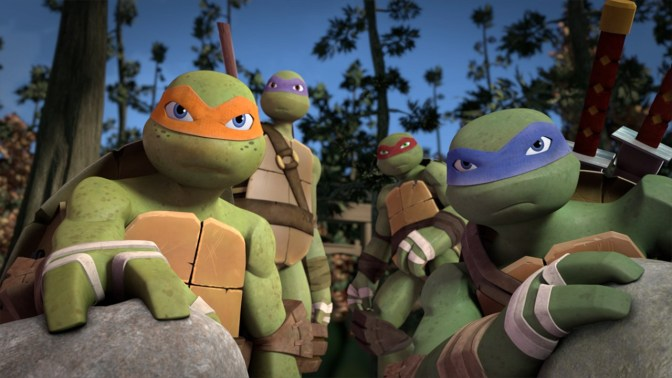 Rise Of The Teenage Mutant Ninja Turtles Cast Announced – What's On