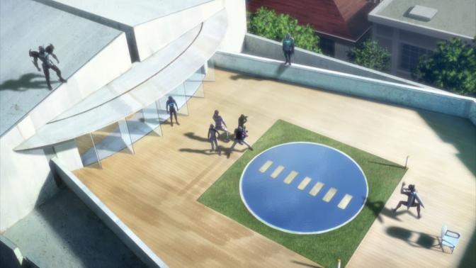 Infini-T Force – Episode 7 Recap (Is It Evil?)