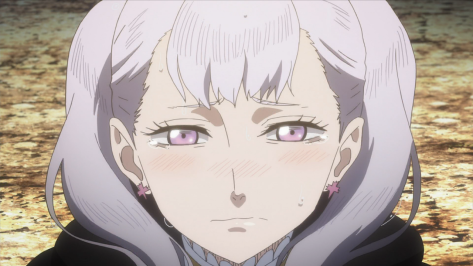 Black Clover Noelle Cries