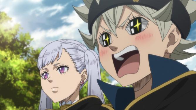 Black Clover Asta Sparkling Eyes
