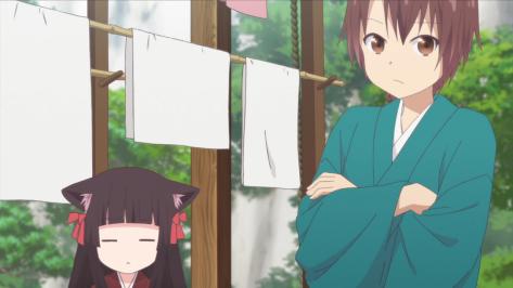 Konohana Kitan Episode 8 Sakura
