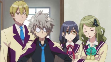 Anime Gataris The Club Comes Through