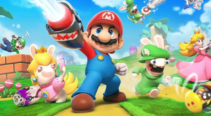 Mario + Rabbids Kingdom Battle Getting Free Versus Mode – Scripted Gaming
