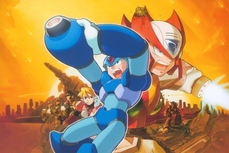 Mega-Man-X-5