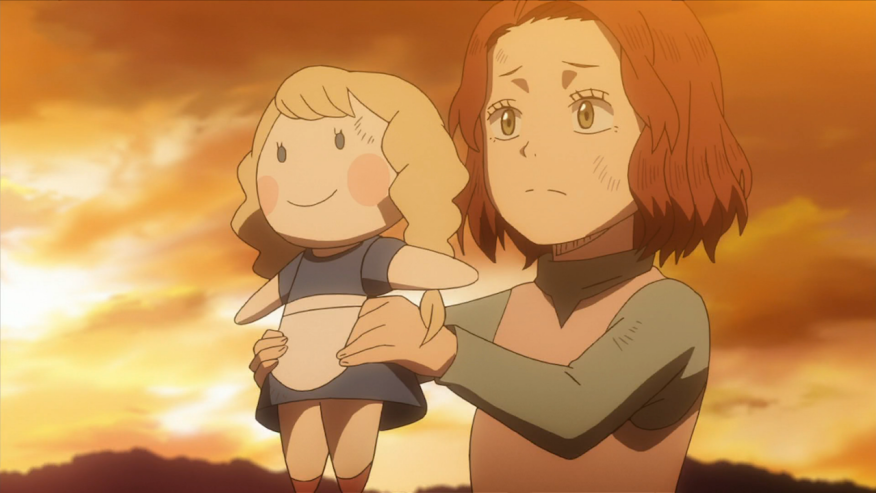 Black Clover Episode 10 Little Girl