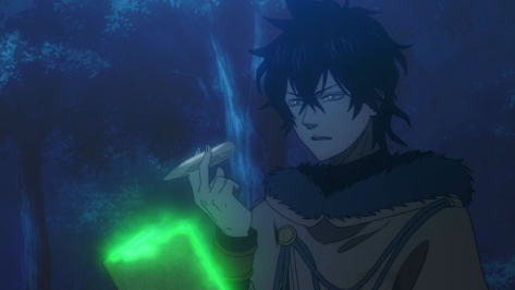 Black Clover Yuno vs Ice Wizard